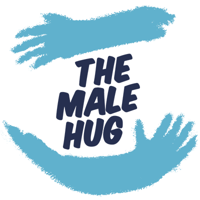 The Male Hug